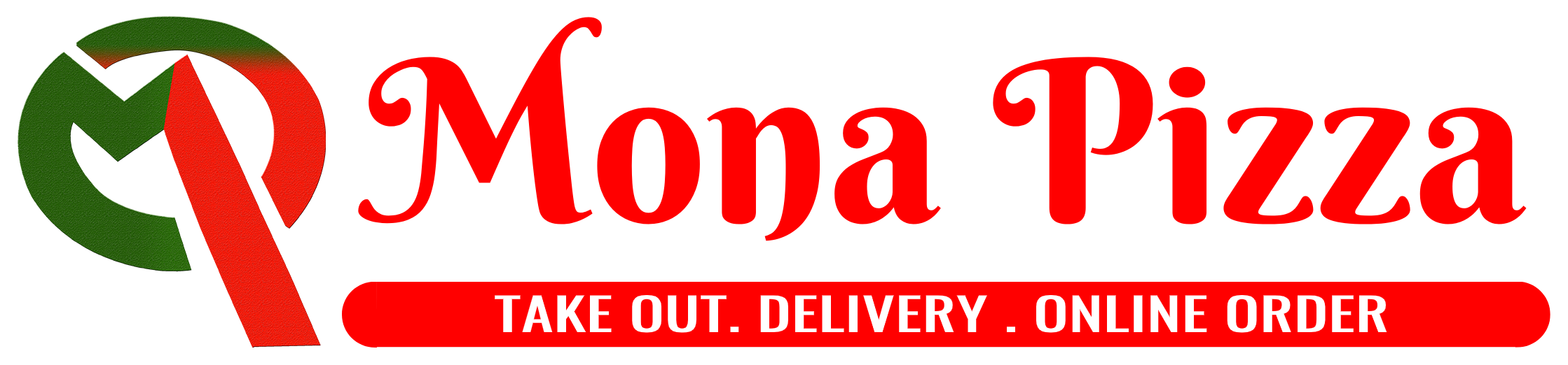 Mona Pizza Logo